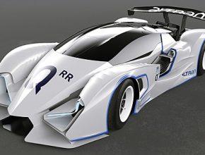 All Electric GT Evo2