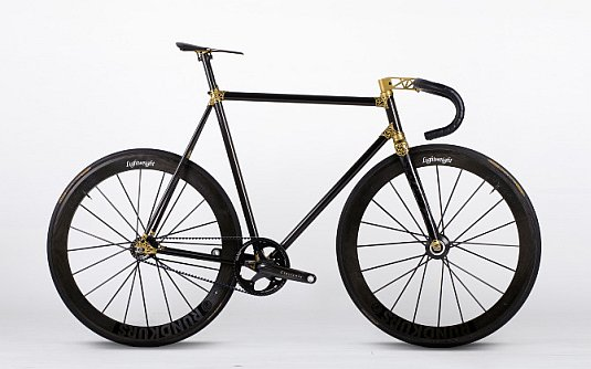 Cyklistické kolo z 3D tiskárny