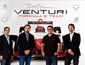 auto Venturi Leonardo DiCaprio Formule E