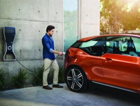 auto BMW EV-link