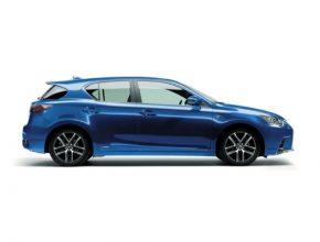 auto hybrid Lexus CT 200h