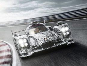 auto Porsche 919 Hybrid závodní vůz Le Mans LMP 2014