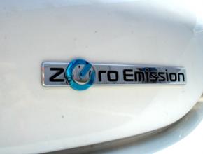 auto zero emission nulové emise