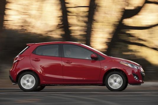 Mazda 2, rotační motor