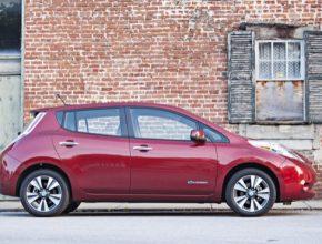 auto elektromobil 2014 Nissan Leaf update