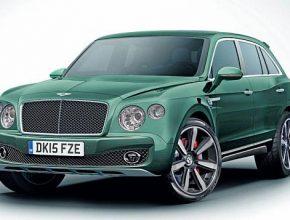 Bentley SUV hybrid