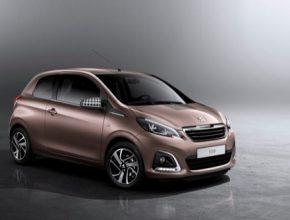 auto Peugeot 108 novinka autosalon ženeva