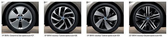 Kola BMW i3