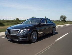 Mercedes-Benz S 300 BlueTec HYBRID