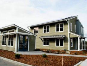 auto Honda Smart Home chytré šetrné bydlení USA Kalifornie