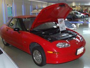 auto elektromobil General Motors EV1