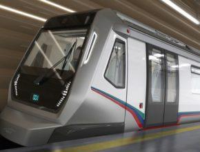auto Kuala Lumpur metro vlak nové vozy