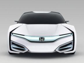 auto na vodík Honda FCEV koncept
