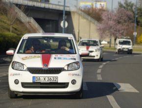 auto Škoda Citigo CNG na plyn G-TEC