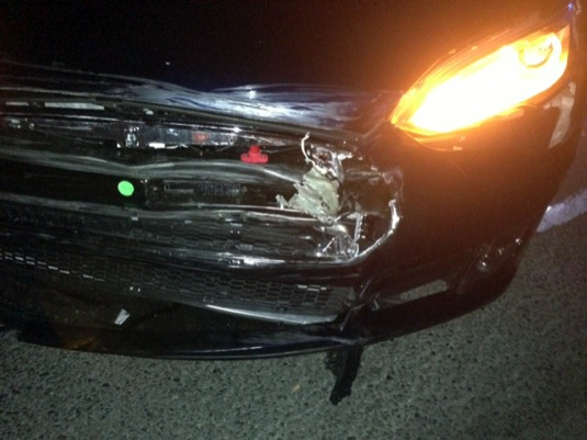 auto Vernon Huang elektromobil tesla Model S nehoda