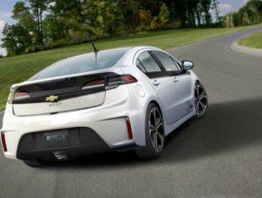 Plug-in hybrid Chevrolet Volt Concept Z-Spec; vezme si druhá generace Voltu některé prvky i z této studie?