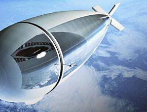 Stratosférická vzducholoď StratoBus