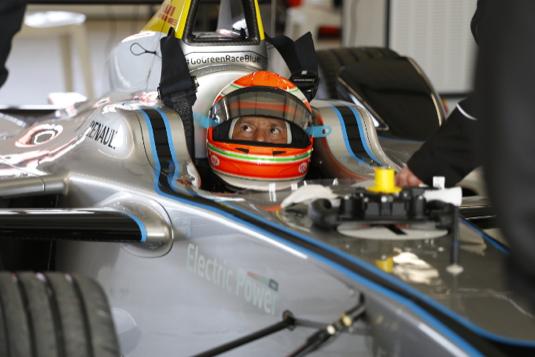 auto Jarno Trulli formule 1 elektrické formle