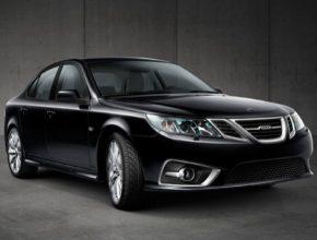 auto Saab 9-3 elektromobil EV