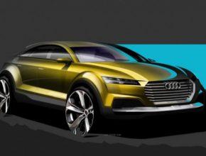 auto Audi Q4 plug-in hybrid koncept autosalon Peking