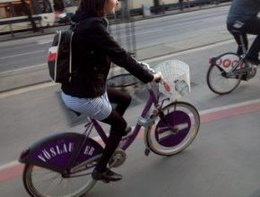 půjčovna jízdních kol Vídeň