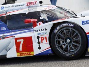 auto Toyota TS 040 závodní hybrid