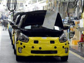 Kia továrna snižuje objem odpadu při výrobě aut