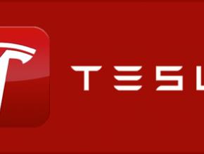 auto Tesla Motors logo