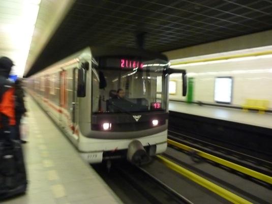 auto Praha metro výročí 40 let