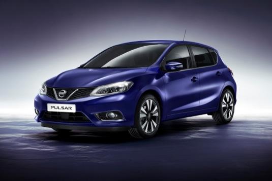 Nový Nissan Pulsar se představuje světu