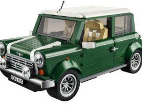 auto LEGO Mini Cooper