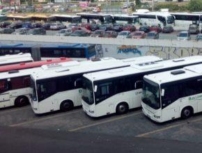 auto městská hromadná doprava autobusy