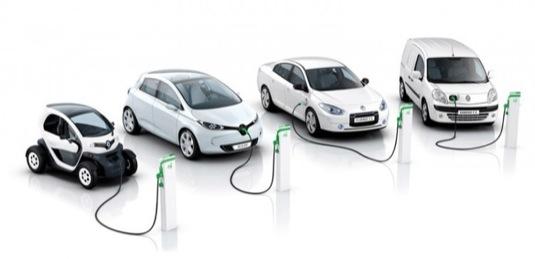 auto prodej elektromobilů Renault klesá