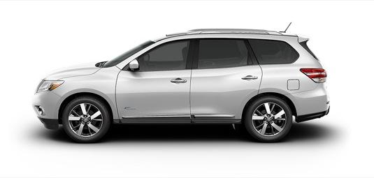 auto Nissan Pathfinder Hybrid