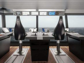robotické lodě podle představy Rolls Royce