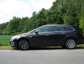auto test Opel Astra LPG 1.4
