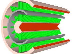 Superkondezátor v dráte