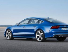 Nové Audi A7 bude využívat pružiny z materiálu zvaného GFRP