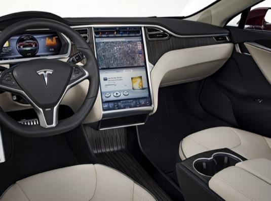 auto elektromobil Tesla Model S zkušenosti po měsíci provozu