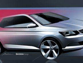 auto nová Škoda Fabia