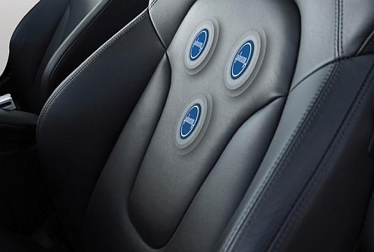Senzory v autě