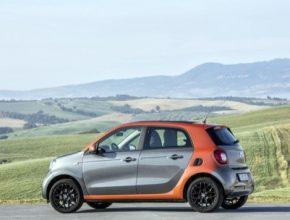 auto Smart ForFour Eletric Drive ED 2015-2016