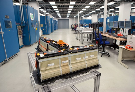 auto baterie akumulátor Chevrolet Volt General Motors plug-in hybrid