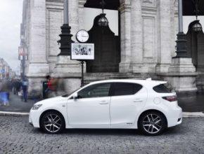 Lexus CT 200h patří k nejlépe hodnoceným hybridům na trhu