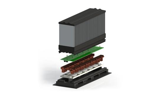 Jednoduchá a levná baterie