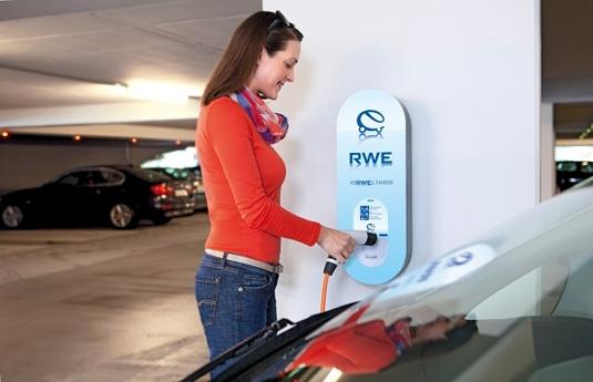 dobíjení elektromobilů