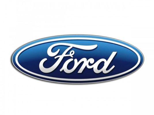 auto Ford logo emblém