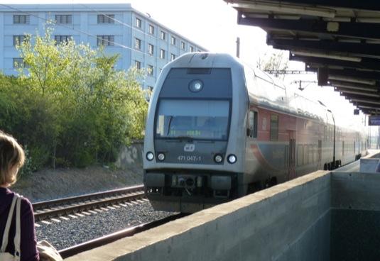 auto integrace veřejné dopravy v Praze a Středočeském kraji