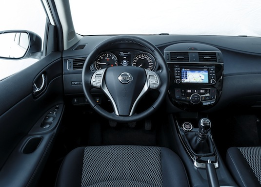 auto nový Nissan Pulsar