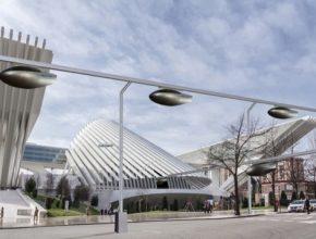 Skytran - hromadná doprava budoucnosti